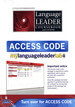 Language Leader Upper Intermediate, Coursebook plus CD-ROM plus MyLanguageLeaderLab Access Code