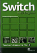 Promocja: Switch into English 4 Teacher\'s Resource File and CD